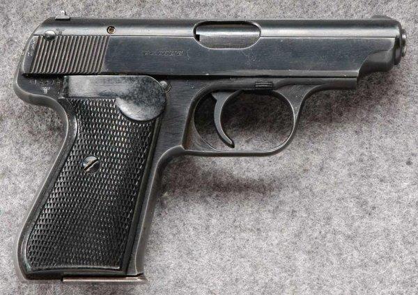 Пистолет Sauer 38H