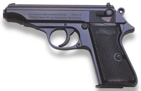 Современный Walther PP
