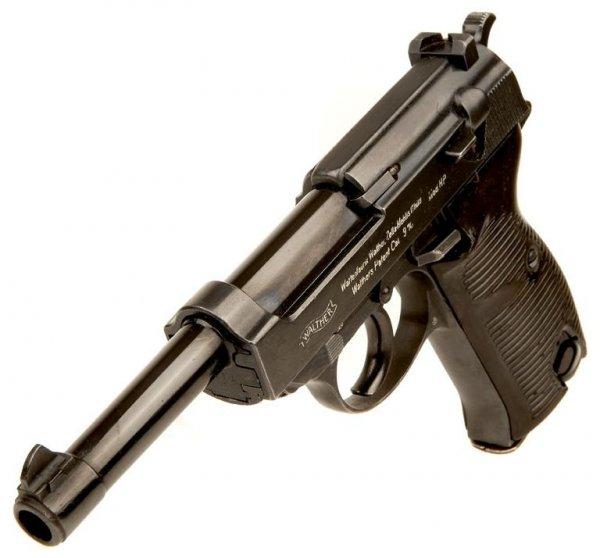 Пистолет Walther HP