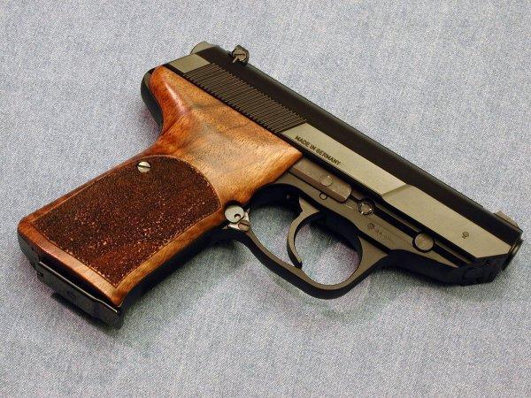 Пистолет Walther P5 Compact
