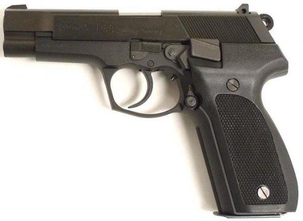 Пистолет Walther P88