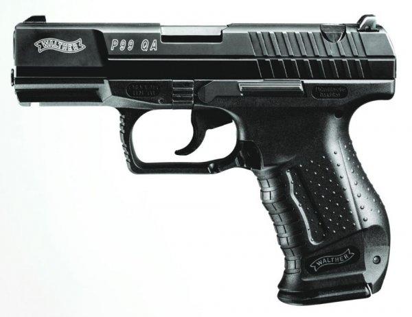 Пистолет Walther P99 QA