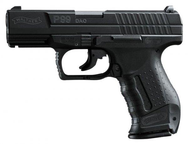 Пистолет Walther P99 DAO