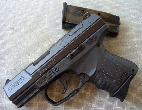 Пистолет Walther P99c AS