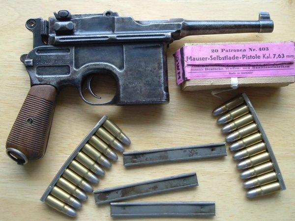 "Mauser ""Bolo"""