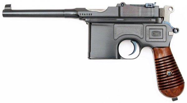 Пистолет Mauser Model 1930 раннего выпуска