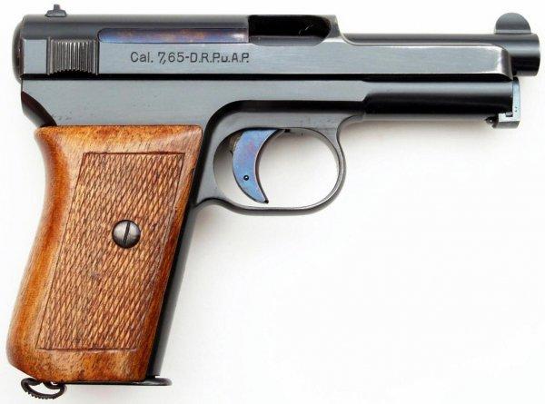 �������� Mauser 1914 ������� 7,65-��