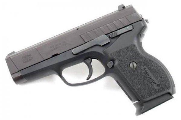 Mauser M2 pistol