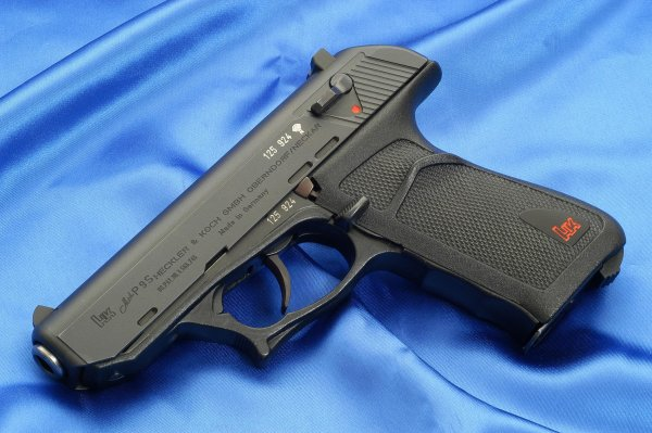 Пистолет HK P9S