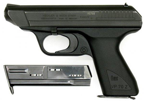 Пистолет HK VP 70 Z
