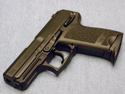 Пистолет HK USP Compact под патрон .357 SIG