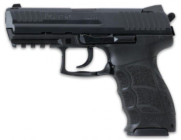 Пистолет HK P30