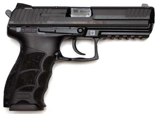 Пистолет HK P30L