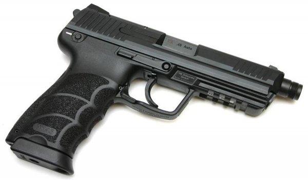 Пистолет HK 45T