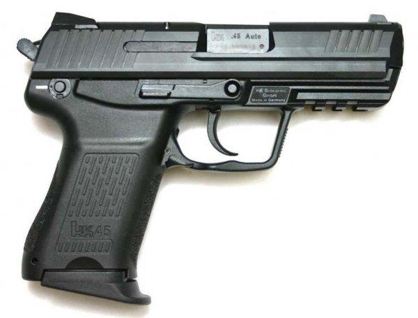 Пистолет HK 45C