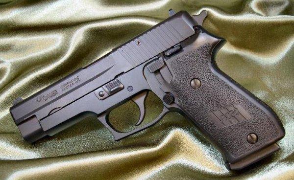 Пистолет Sig Sauer P220 раннего выпуска