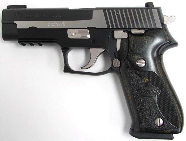 Пистолет Sig Sauer P220 Equinox