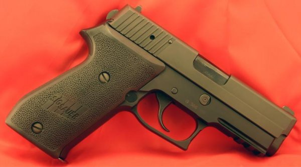 Пистолет Sig Sauer P220 Carry DAK