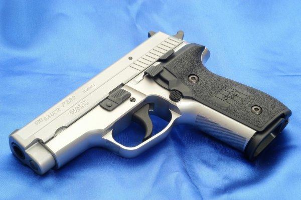Пистолет Sig Sauer P229 Stainless