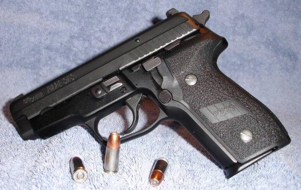 пистолет Sig Sauer P229 SAS Gen 2