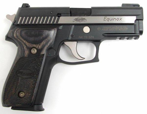 Пистолет Sig Sauer P229 Equinox