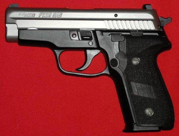 Пистолет Sig Sauer P239 SAS Gen 2
