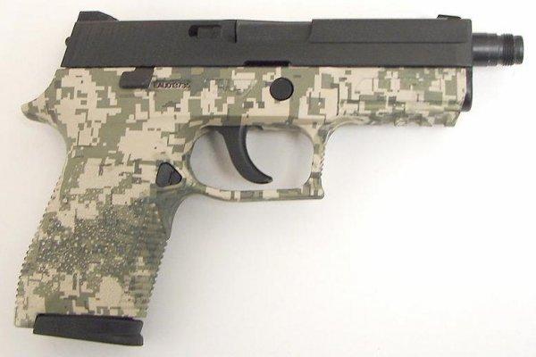 Пистолет Sig Sauer P250 Tactical