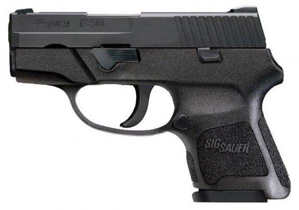Пистолет Sig Sauer P250 Subcompact