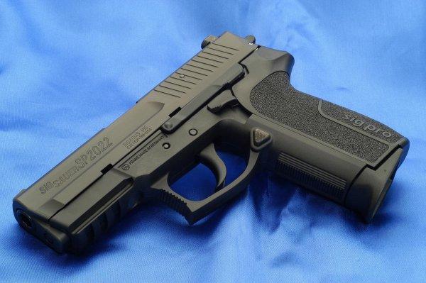 Пистолет Sig Sauer SP2022