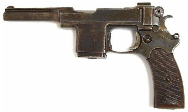 Пистолет Mars / пистолет Марс / Mars pistol