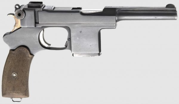 Пистолет Mars