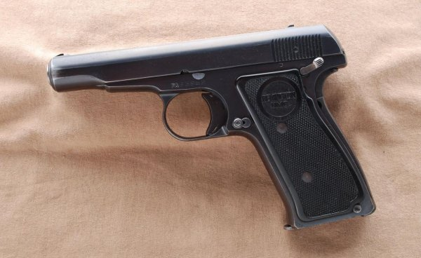 Remington model 51 self-loading pistol