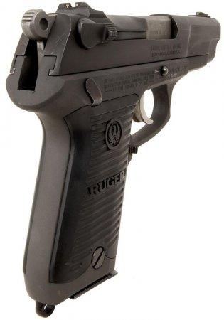 Пистолет Ruger P85