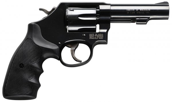 Smith & Wesson Model 10(აშშ)