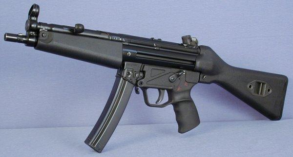 Пистолет-пулемет Heckler und Koch MP5A2