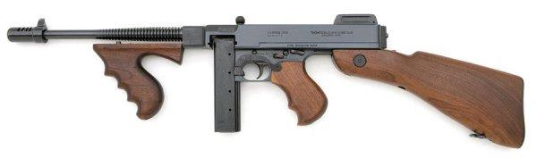 Пистолет-пулемет Thompson M1928