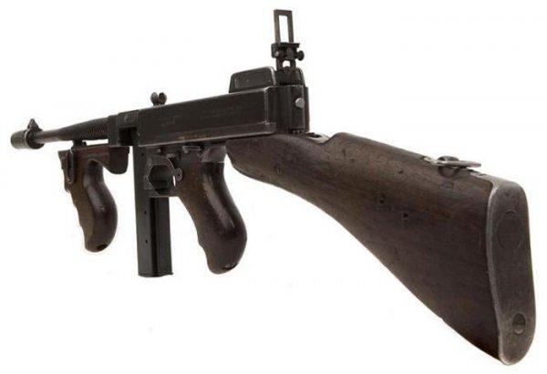 Thompson M1928 .45 ACP