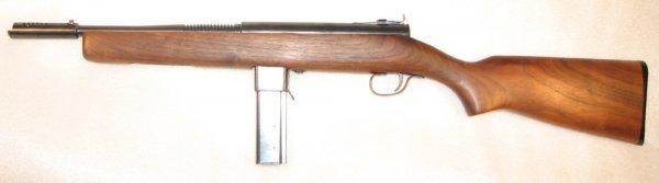 Пистолет-пулемет Reising M50