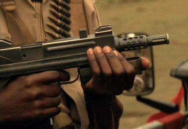 Пистолет-пулемет BXP