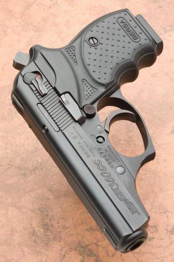 Пистолет Bersa