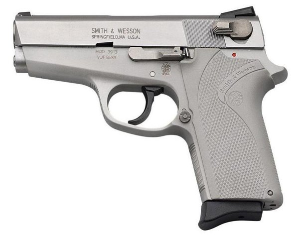 Пистолет Smith & Wesson Model 3913 Lady Smith