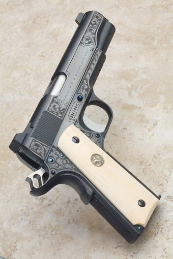 Colt 1911 Photo (c) Oleg Volk
