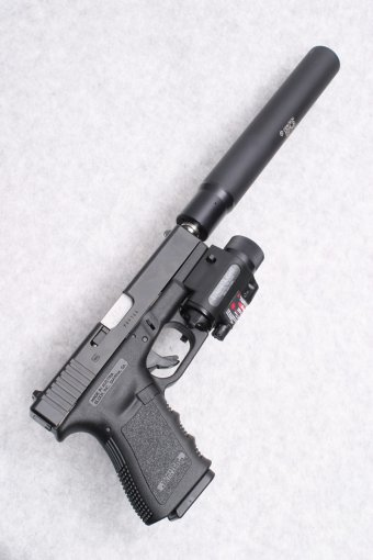 Glock 19 Photo (c) Oleg Volk