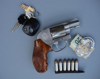 Револьвер Smith & Wesson Model 49 Bodyguard