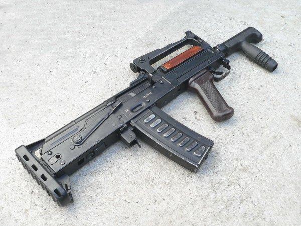 ОЦ-14 Гроза в варианте штурмового автомата ОЦ-14-4А-01