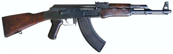 Автомат Калашникова АК-47, 1949-1954 гг.