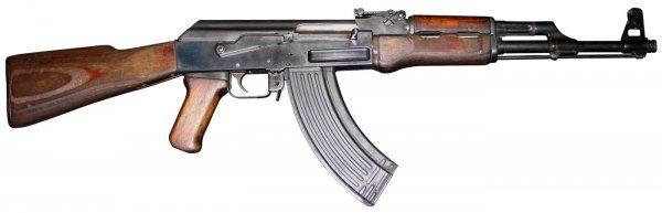 Автомат Калашникова АК-47, 1954-1959 гг.