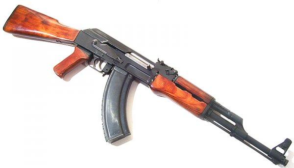 Автомат Калашникова АК-47, 1955 г.