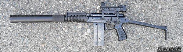 Автомат 9А91 ТТХ Фото Видео Размеры Скорость пули