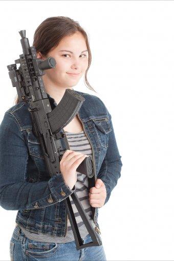AKS-74U custom